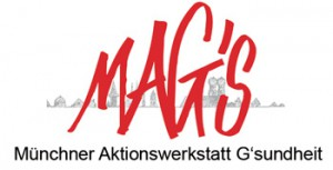 Logo Münchner Aktionswerkstatt G'sundheit