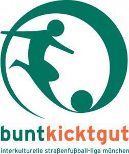 Logo Bunt Kickt Gut